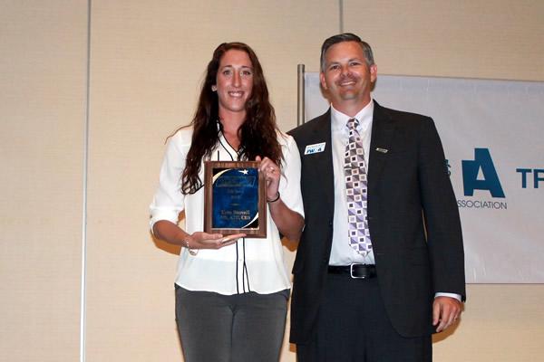 CATA Life Saver Award-Erin Stovall