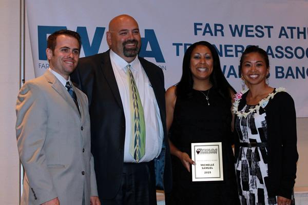 NV-ATA service award