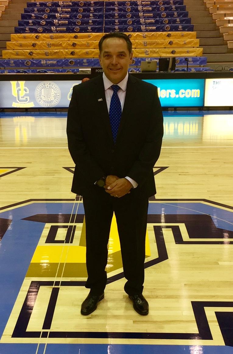 Tony Ontiveros, MA, ATC